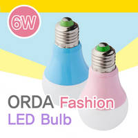 Orda Fashion LED Bulb (6w)