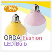 Orda Fashion and Colorful LED Bulb (12w)