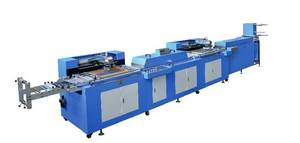 Wholesale screen printing machine: Smart Screen Printing Machine (HYFS200)
