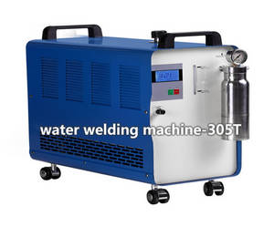 Wholesale water machine: Water Welding Machine-305T with 300 Liter/Hour Newly