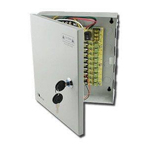 Wholesale box cameras: Security Camera Adapter Power Supply Box