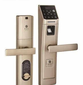 Wholesale hotel telephone: New Design Double Keyless Digital Password Electric Door Lock for Wooden Door