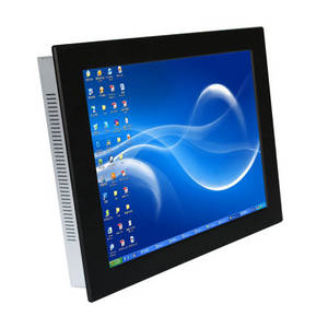 Wholesale 4 pin aviation connector: 19 Inch Industrial Touch Screen PC