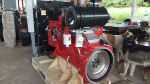 Wholesale marine diesel engine: Cummins Diesel Engine Fire Pump, Marine Industry and Auto Application