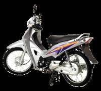 COLOURS - motorcycle HONDA Wave 125 ( Thailand )