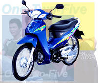 motorcycle HONDA Wave 125 ( THAILAND )