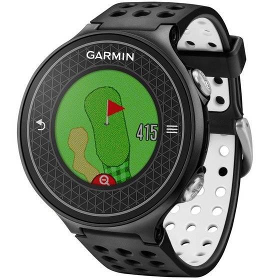 watch: Sell Garmin Golf Watch Approach S6 GPS Watches(Dark/White/Orange)