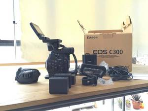 Wholesale camera: Canon Digital Cinema Camera EOS C300 Camcorder Video Cameras