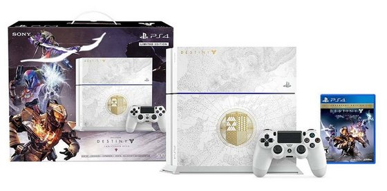 Wholesale PS4 PLAYSTATION4  Console - Destiny: the Taken King Limited Edition Bundle