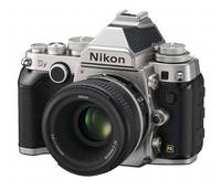 Nikon Df 16.2 MP CMOS FX-Format Digital SLR Camera