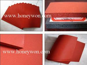 Wholesale sponge: Silicone Rubber Sponge Sheet Silicone Sponge Sheet