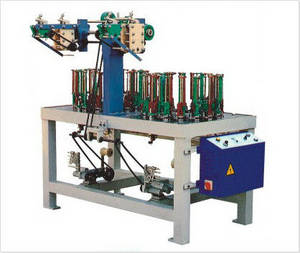 Wholesale motorized string curtains: High Speed Cord/Rope Braiding Machine
