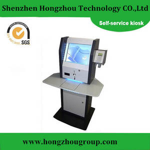 Wholesale payment kiosks: Self-service Payment Kiosk for Library with Magnetic Detection