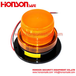 Wholesale ambulance: 1W Hot LED Waterproof Strobe Beacon Light for Ambulance Cars with CE HTL-214