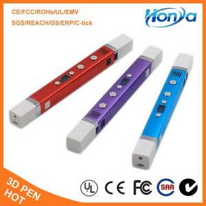 Wholesale Other Consumer Electronics: Magic Gift 3D Pen High Quality 3D Pen Digital Art 3D Pen with USB