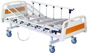Wholesale electric bed: Electric Hospital Bed