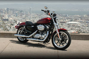 Wholesale security system: 2012 Harley-Davidson Sportster SuperLow Price 2990usd