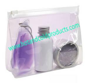 Wholesale pvc cosmetic bag: Cosmetic Packaging Bag, PVC Bag