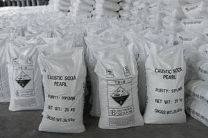 Wholesale caustic soda supplier: Caustic Soda Pearl