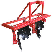 Farm Plough Machine Agricultural Ridging Plough with Good Quality