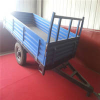 China Supplier Direct Factory Trailer for Transporting Container