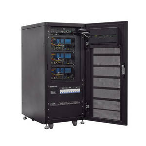 Wholesale power spd: 10Kva~40Kva Online High Frequency Type Three Phase Modular UPS