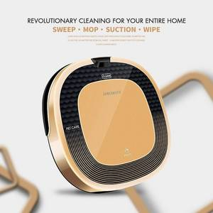 Wholesale automatic carpet cleaner: Hot Selling Multi Cyclone Robot Vacuum Cleaner