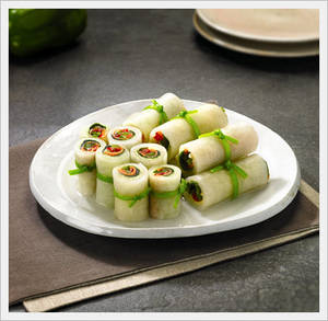 Wholesale Fresh Cabbages: Miyeok(Seaweed) Kimchi