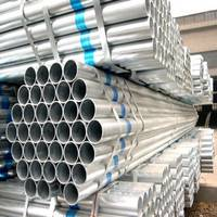 Hot Dipped Galvanized ASTMA53 ERW Welded Steel Pipe