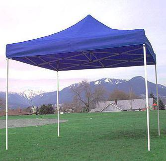 DeNovo Red 10x10 EZ Pop Set Up Canopy Tent Gazebo | Overstock.com & CANOPY GAZEBO TENT | RAINWEAR