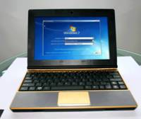 Sell 10.2-inch Clamshell Netbook F88-Nano+VX855