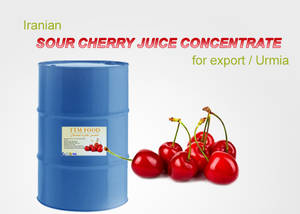 Wholesale sour cherry juice concentrate: Sour Cherry Juice Concentrate