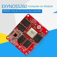 Samsung Exynos 5260 Cortex-A15 Computer On Module Six-Core 1.7GHz
