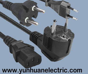 Wholesale power cord: Power Cord,Power Supply Cord,AC Power Cord with Plug