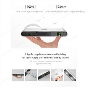Wholesale projector: Latest Mini Portable Laser Projector