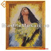 Marble Mosaic Painting - Good Quality