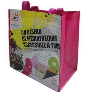 Wholesale Speciality & Promotional Bags: China Factory High Quality Non Woven Bag