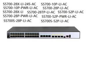 Wholesale optim rx: HUAWEI S5700-LI  Series Simplified Gigabit Switches