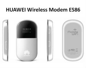 Wholesale laptop: Huawei E586 Mobile WiFi Wireless Network Card Modem