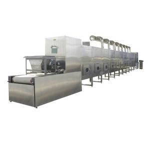 Wholesale rice liquor: Microwave Spice Drying Machine