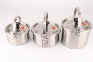 Wholesale Soup & Stock Pots: Dadama Low Pressure Sealing Pot with Loop Handle