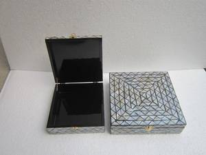 Wholesale jewelry: Viet Nam Lacquer Gift Box