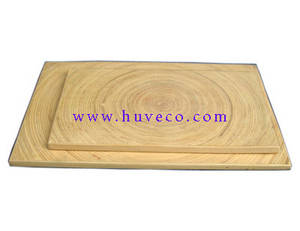 Wholesale tray: Bamboo Tray Set