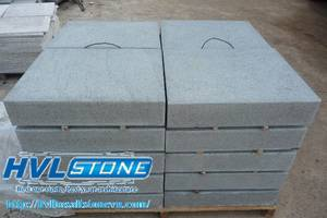 Wholesale stone: Vietnam Bush-hammered Basalt Stone