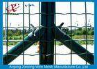 Custom Euro Panel Fencing , Galvanized Welded Wire Mesh Rolls Anti Thief