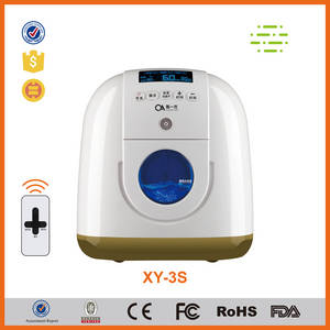 Wholesale tool box/package: Mini Portable Atomizing Oxygen Concentrator with LCD Display