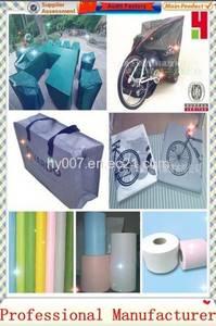 Wholesale paper tablecloth: PE Protective Film