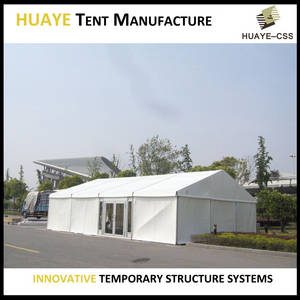 Wholesale outdoor tents for parties: Huaye Clear Span Outdoor Party Tent for Sale