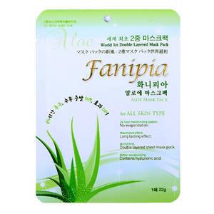 Wholesale maskpack: Fanipia Aloe Mask Pack