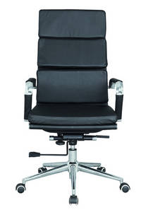 Wholesale office chair: Modern High Back PU Office Chair